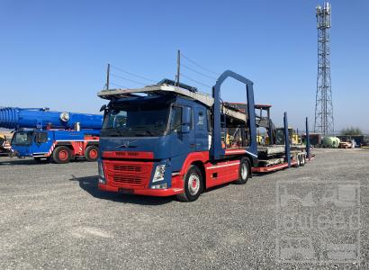VOLVO 420 EURO 6 LOHR Autotransporter